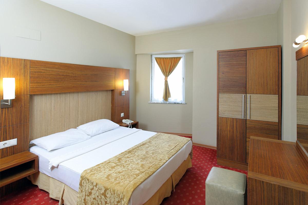 Club Cettia Hotel Rooms